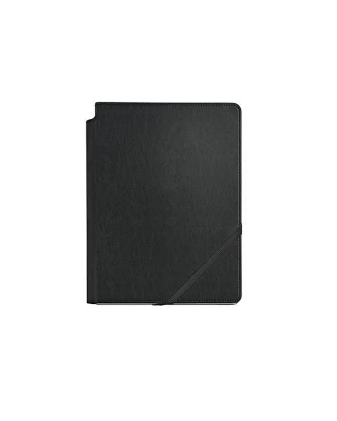 Cross Large Classic Black Dotted Journal