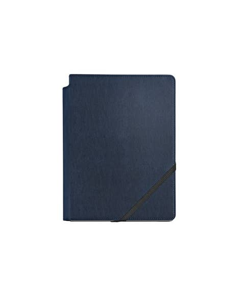 Cross Large Midnight Blue Dotted Journal